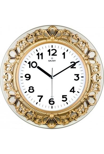 İş Saat Modern Duvar Saati