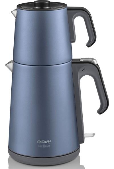Arzum AR3080-O Çay Sefası Çay Makinesi - Okyanus