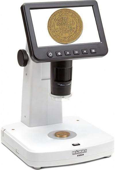 Konus Digi Science Dijital Mikroskop 10X-300X Zoom