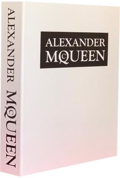 Lyn Home Alexander Mqueen Dekoratif Kutu 27x19x4