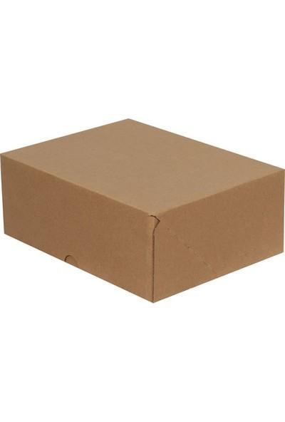 Kolici Standart E-Ticaret Kargo Kutusu 25 x 20 x 10 cm 100'lü
