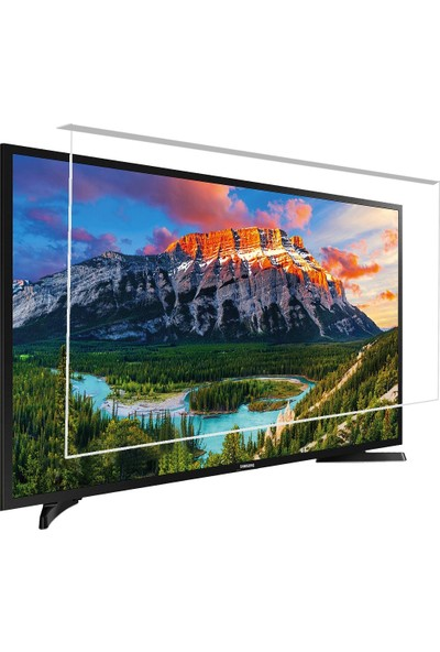 Formmaxglas Panasonic 46''117 Ekran Tv Ekran Koruyucu