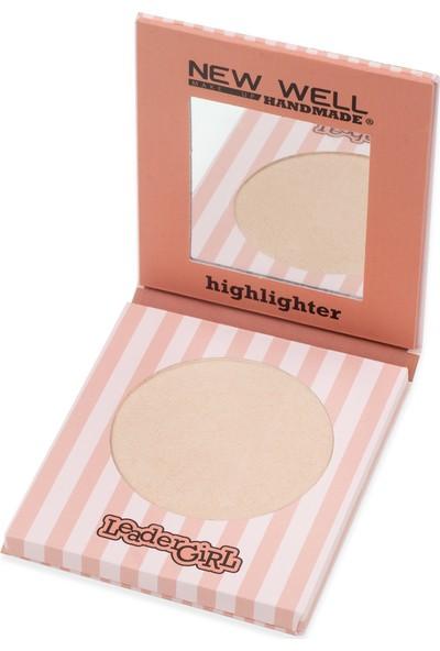 New well Handmade Highlighter Powder - Elinor