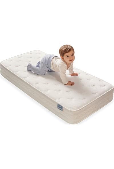 Yataş Bedding Baby Blue Star Yaylı Yatak