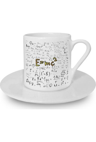 Flustore Emc2 Türk Kahvesi Fincanı