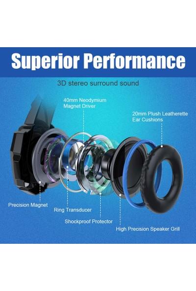 Bengoo G9000 Stereo Oyuncu Kulaklığı (Yurt Dışından)