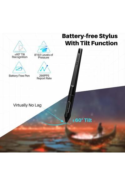 """Huion Kamvas Pro 16 Grafik Tablet Ayarlanabilir Stantlı 15.6"""" (Yurt Dışından)"""