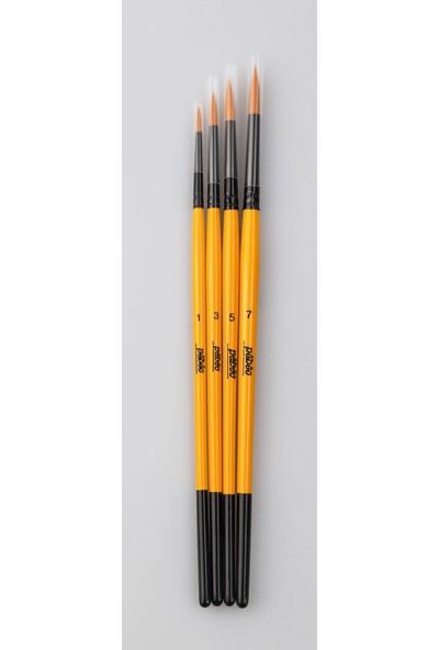Pebeo Suluboya Fırça Seti 4 Lü Set-1