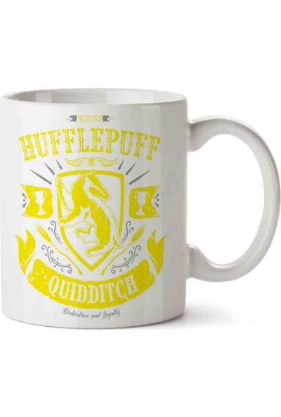Art Hediye Harry Potter Hedwig Baykuş Kitap Kupa Bardak