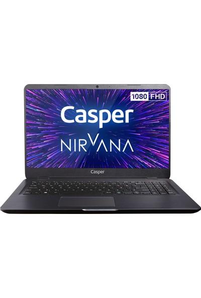 """Casper Nirvana S500.1021-8L00X-S-F Intel Core i5 10210U 8GB 500GB Freedos 15.6"""" FHD Taşınabilir Bilgisayar"""