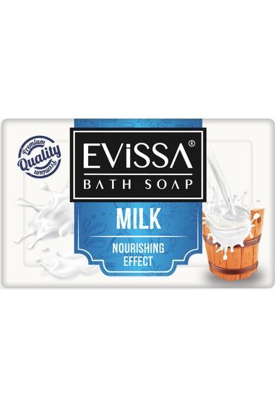 Evissa Banyo Sabun 150 gr 5 Adet Süt Özlü