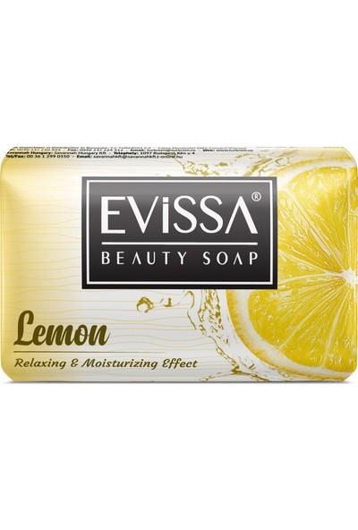 Evissa Güzellik Sabunu 100 gr 6 Adet Limon
