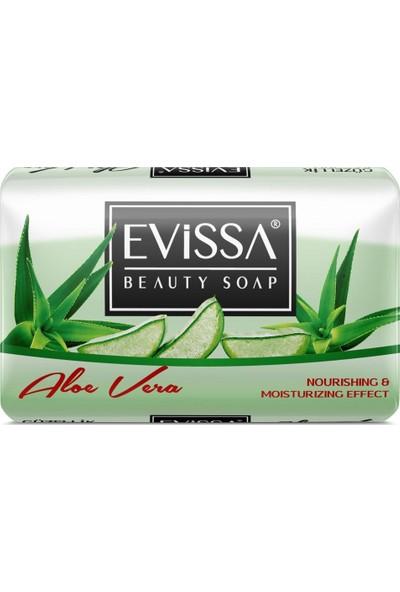 Evissa Güzellik Sabunu 140 gr 6 Adet Aloe Vera