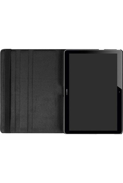 Fujimax Huawei MatePad T8 360 Dönerli Tablet Kılıf