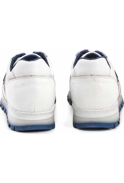 Kemal Tanca Deri Erkek Günlük Ayakkabı 9481