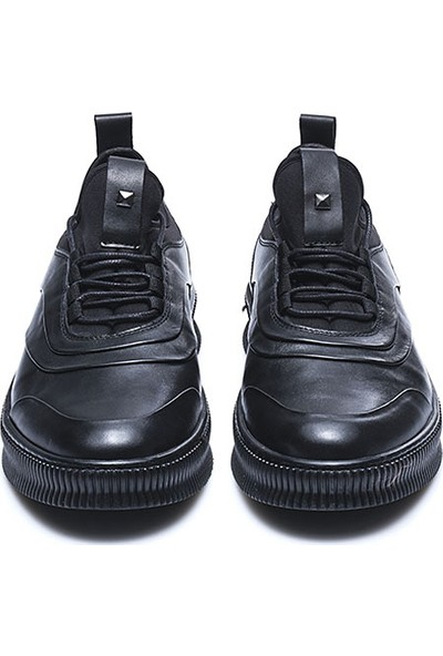 Kemal Tanca Deri Bağcıklı Erkek Günlük Ayakkabı 4132