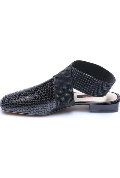 Rouge Deri Kadın Sandalet 204