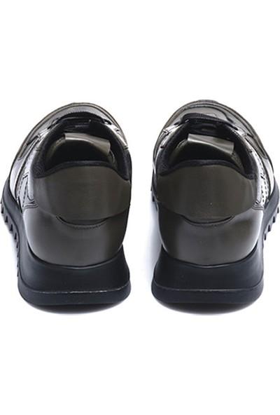 Mocassini Deri Erkek Spor&Sneaker D2506X