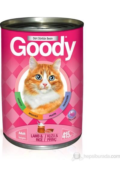 Goody Kuzulu Konserve Kedi Maması 415 gr 24'lü