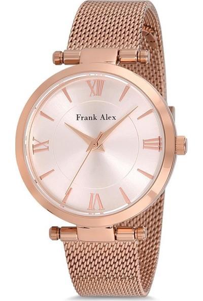 Frank Alex FA.0720 12932H.02 640561 Kadın Kol Saati