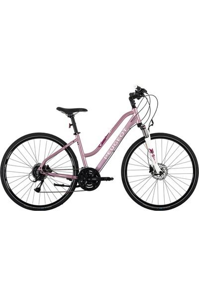 Peugeot T 13 28 Bayan Sehir Tur Bisikleti Hd 28 Jant 27 Vites