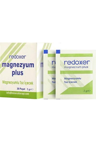 Redoxer Magnezyum Plus 2 Gr. 30 Adet Şase