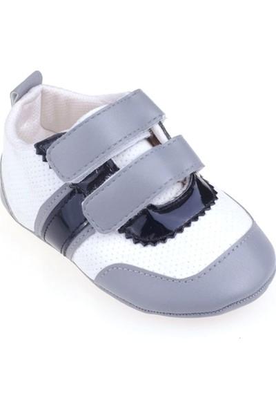 Funny Baby Çift Cırtlı Spor İlk Adım Ayakkabısı