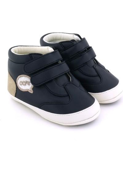 Funny Baby Cırtlı İlk Adım Ayakkabısı