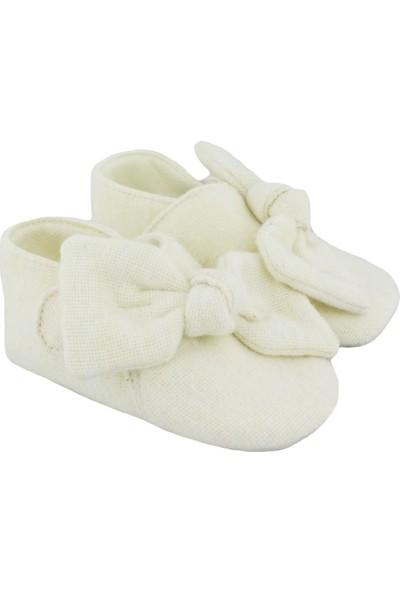 Funny Baby Kurdeleli Bebek Ayakkabı