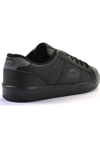 Slazenger Malcom Günlük Giyim Kadın Ayakkabı Siyah