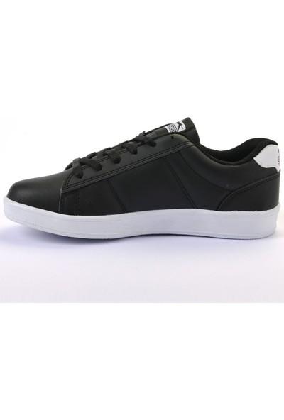 Slazenger Malcom Günlük Giyim Kadın Ayakkabı Siyah Beyaz