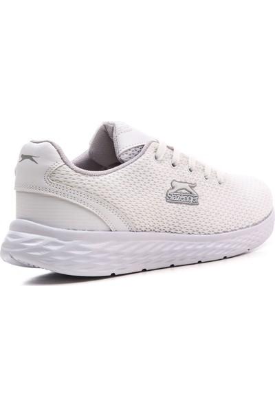 Slazenger INDIAN Koşu & Yürüyüş Kadın Ayakkabı Beyaz