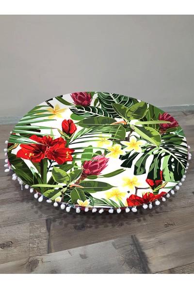 1Se2Ge Handmade Sg-Sedef-10 Yer Minderi