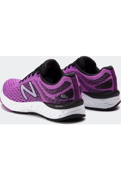 New Balance Kadın Koşu - Yürüyüş Spor Ayakkabı W680LP6