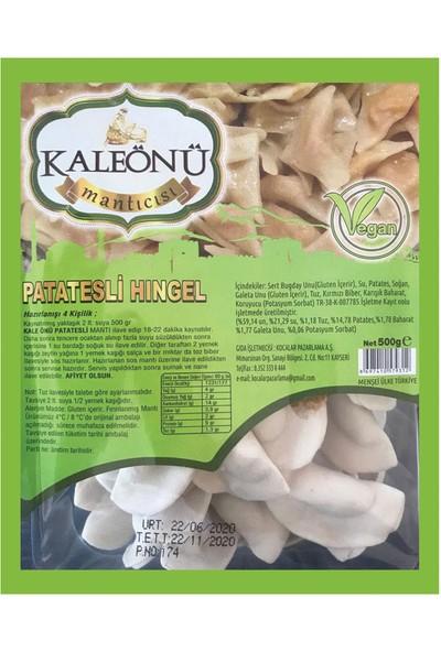 Patatesli Hıngel Vegan Mantı 500 gr