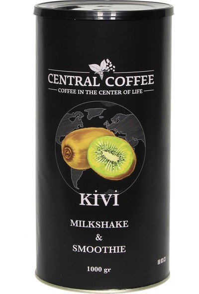 Central Coffee Kivili Milkshake&smoothıe Tozu 1 kg
