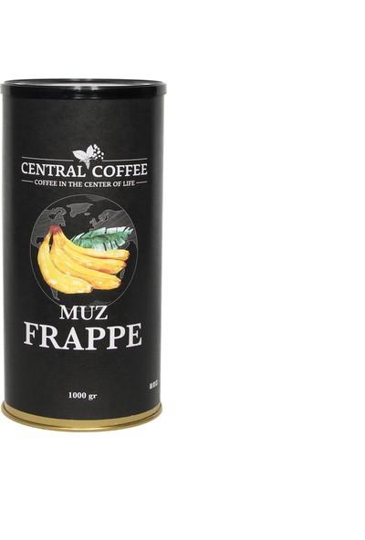 Central Coffee Muzlu Frappe Tozu 1 kg