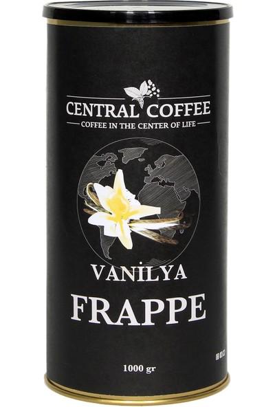 Central Coffee Vanilyalı Frappe Tozu 1 kg