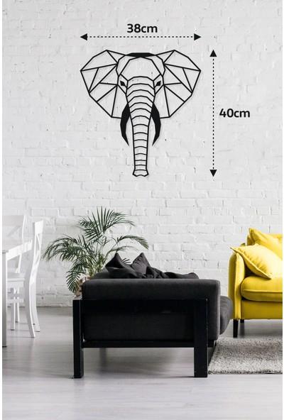 M&c Concept Fill Metal Duvar Panosu Siyah