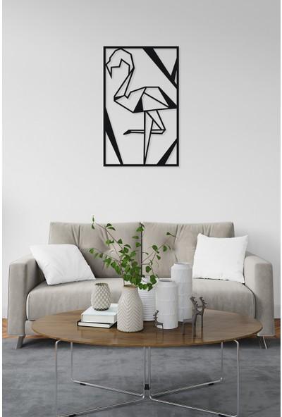 M&c Concept Flamingo Duvar Panosu Siyah