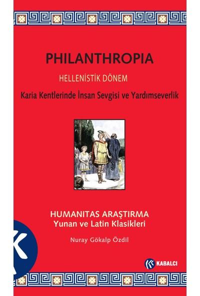 Philanthropia - Nuray Gökalp Özdil