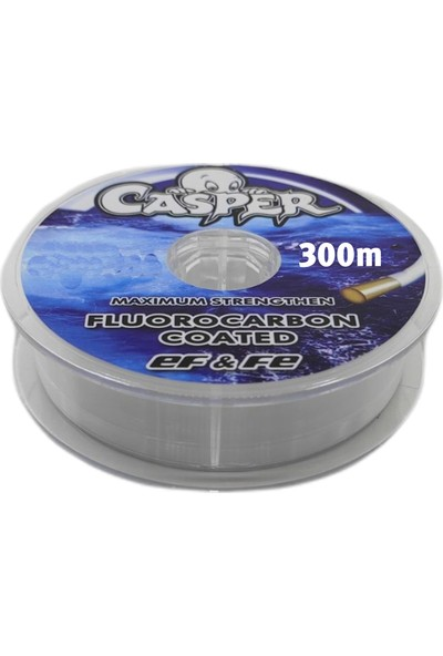Effe Casper Fluorocarbon Hayalet Misina 300 mt