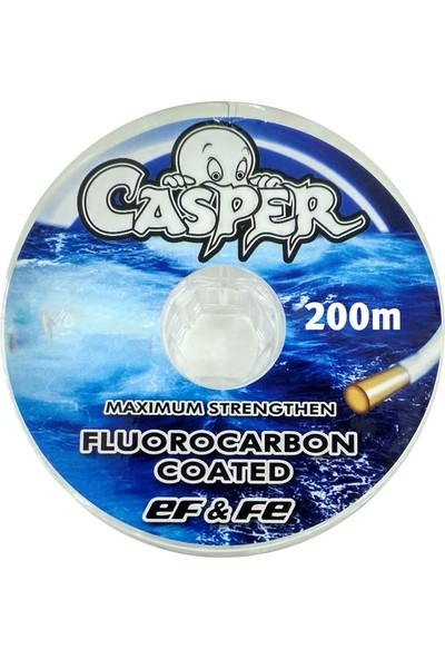 Effe Casper Fluorocarbon Hayalet Misina 200 mt