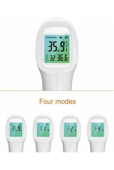 Thermometer Gp 300 Temassız Ateş Ölçer Termometre