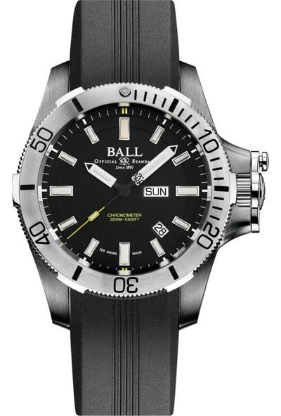 Ball DM2276A-P2CJ-BK Erkek Kol Saati