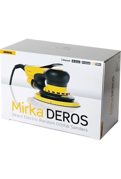Mirka Deros 680CV 150 mm Osc. 8,0