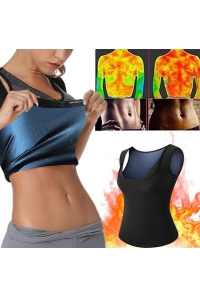 Ecoform Sauna Etkili Kadın Termal Takım TayT-Atlet
