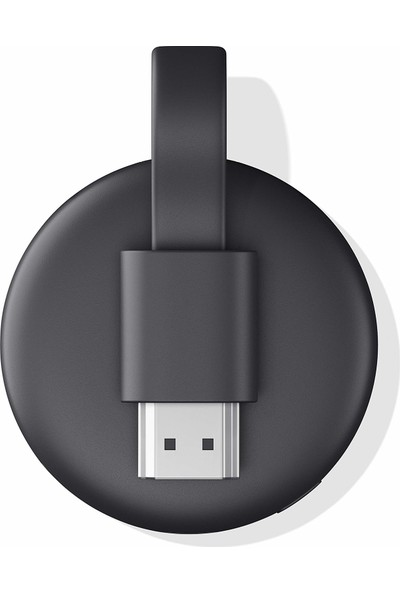 Google Chromecast GA00439-US 3. Nesil (Yurt Dışından)
