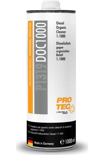 Protec Dizel Organik Temizleme 1LT Temizleyici Katkısı