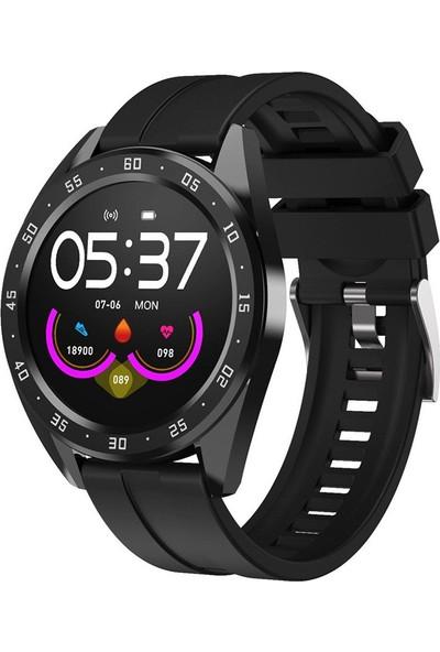Yukka Ruixin Akıllı Saat Renkli Ekran IPX67 Su Geçirmez (Yurt Dışından)